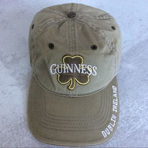 Guinness Dublin Ireland Baseball Cap Adjustable